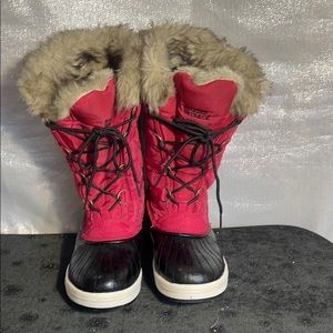 Rugged Outback Tall Winter Boots